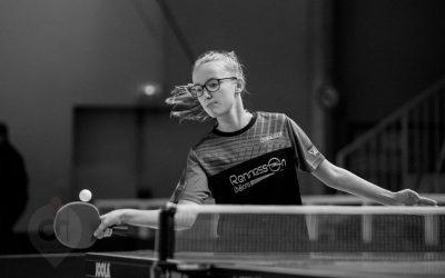 Louise, Fanny et Eugénie aux internationaux jeunes d'Alsace 2017