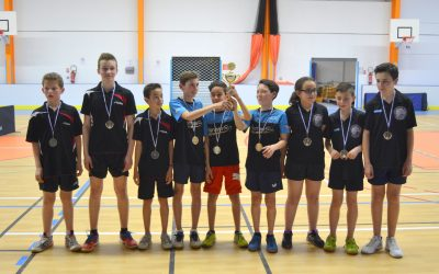 Le CCTT champion de la Marne moins de 15 ans