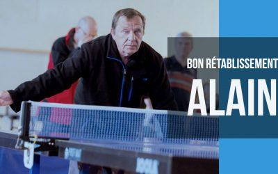 Bon rétablissement Alain