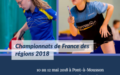 Championnat de France des régions 2018