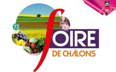 Le CCTT 73ème Foire de Châlons-en-Champagne